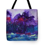 An Evening In Spring Tote Bag