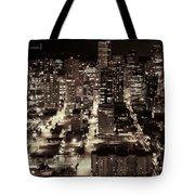 An Evening Love Affair Tote Bag