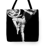 An Exotic Russian Dancer Tote Bag by Underwood Archives