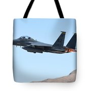 An F-15e Strike Eagle Taking Tote Bag