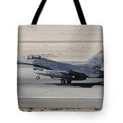 An F-16c Fighting Falcon Taking Tote Bag