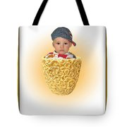 An Image Of A Photograph Of Your Child. - 03 Tote Bag