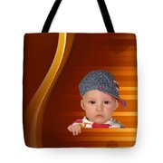 An Image Of A Photograph Of Your Child. - 05 Tote Bag
