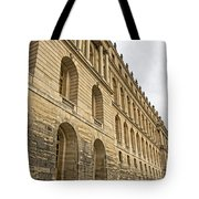 An Imposing View Of The Palace Tote Bag