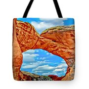 An Impression Of Arches National Park Tote Bag
