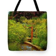 An Impressionists View Tote Bag