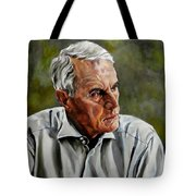 An Interesting Man - Viktor Hesse Tote Bag