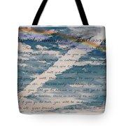 An Irishman's Philosophy Tote Bag
