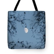An October Moon Tote Bag
