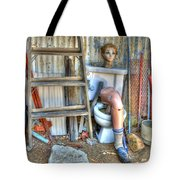 An Odd Assortment Tote Bag