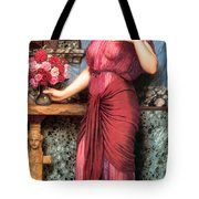 An Offering To Venus Tote Bag