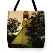 An Old Church Near Moxee Wa Tote Bag