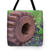 An Old Cog  No 2 Tote Bag