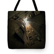 An Old Courtyard Tote Bag