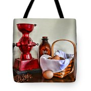 An Old Fashion Breakfast Tote Bag