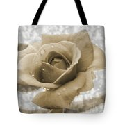 An Old Fashion Rose Tote Bag