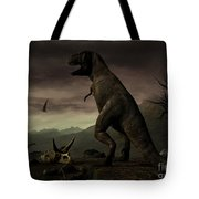 An Old-fashioned Depiction Tote Bag