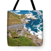 An Old  Hydroelectric Generating Station Tote Bag