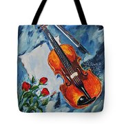 An Old Song 2 Tote Bag