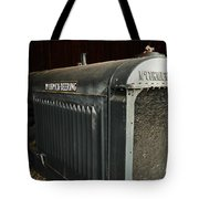 An Old Tractor Tote Bag
