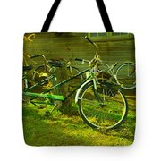 An Old Two Seater Tote Bag