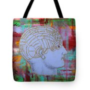 An Ordered Mind Tote Bag