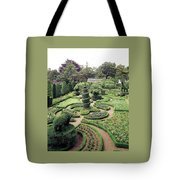 An Ornamental Garden Tote Bag