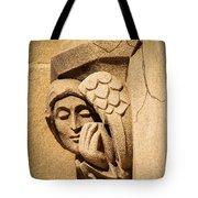 An Outside Prayer Tote Bag