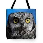 An Owl Tote Bag