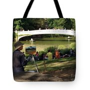 A Typical Sunday Afternoon Tote Bag