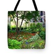 An Urban Oasis Tote Bag