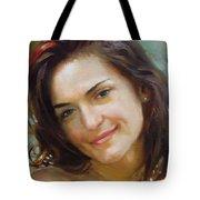 Ana 2010 Tote Bag