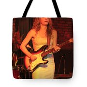Guitarist Ana Popovic Tote Bag