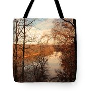 Anacostia River 6457 Tote Bag