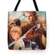 Anakin Skywaler Tatooine Tote Bag