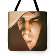 Anakin Skywalker A Powerful Sith Tote Bag