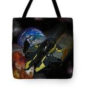 10115 Anakin's Starfighter Tote Bag