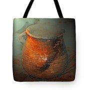 Anasazi Cooking Pot Tote Bag
