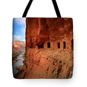 Anasazi Granaries Tote Bag