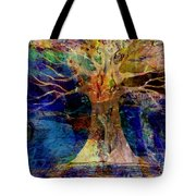 Ancestral Place  Tote Bag