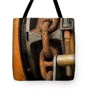 Anchor Chain - Tall Ship Elissa Tote Bag