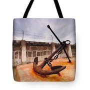 Anchor In La Canal Tote Bag
