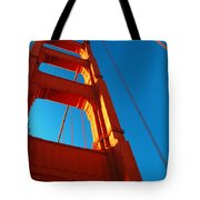 Anchor Of The Golden Gate Tote Bag