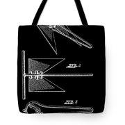 Anchor Patent Tote Bag