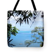 Anchorage In Paradise Tote Bag