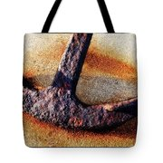 Anchored - Coastal Art By Sharon Cummings Tote Bag by Sharon Cummings