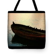 Anchored For The Day Tote Bag