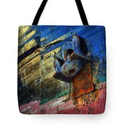 Anchored In Change Tote Bag