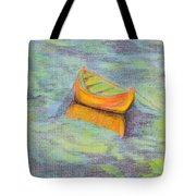 Anchored In The Shallows Tote Bag