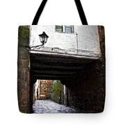 Ancient Alley In Tui Tote Bag